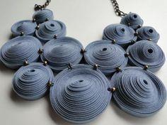 collar de tela collar 100% algodón,línea de 100% algodón,metal y laca de tela envuelto y cosido,sellado con barniz