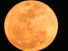 Moon over the bayou.