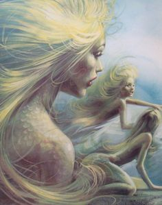 Mermaids of Zenun