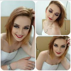 Maquillage pour école Taking Pictures, Makeup