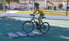 Em Fim-de-Semana Associativo, Pedro Reis vence Gincana de Bicicletas