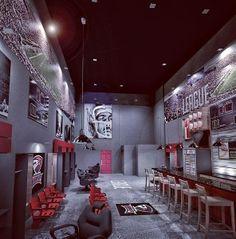 Fun Rooms -- Sports Theme Man Cave