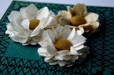 W Kartkowym Zaciszu: Kwiaty/Flower Tutorials