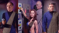 Weirdest and Sexiest Costumes from the Original Star Trek. Love this!