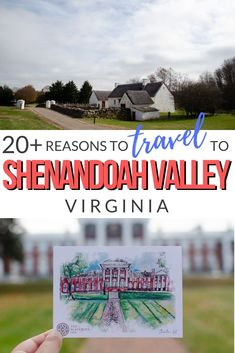 From South to North, this guide will give you the perfect tips to see, eat, and explore during your Shenandoah Valley road trip. Road Trip On A Budget, Road Trip Usa, Usa Roadtrip, Asia Travel, Travel Usa, Harrisonburg Virginia, Virginia Usa, Valley Road, Shenandoah Valley