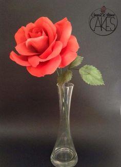 Red rose - Cake by D'Adamo Cinzia