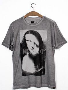 Camiseta Monalisa REF:502315