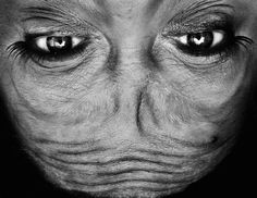 ALIENATION How People Look Turned Upside Down Anelia Loubser 3