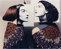 Campaign: Etro  Season: Fall 1999  Photographer: Michael Woolley