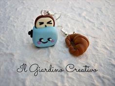 Cute! Orecchini Tostapane kawaii realizzati a mano, handmade di IlGiardinoCreativo, €7.00