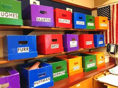 how to organize an art room - Google Search