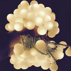 2018 New Led Cotton Ball Tree Table Night Light 220v Romantic Desk Lamp Home Bedroom Wedding Partry Decor Dropshipping Cn Plug Clients First Lights & Lighting Led Night Lights