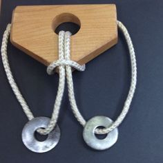 Picture of How To Make A Wooden Rope Puzzle