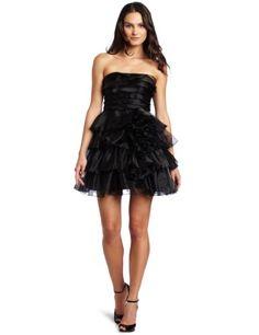 Jessica Simpson Women's Tiered Strapless Dress, Black, 2 Jessica Simpson,http://www.amazon.com/dp/B006W8T2HG/ref=cm_sw_r_pi_dp_VGd-rb1Y733A4TP6