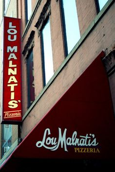 Lou Malnati's Pizzeria - Chicago, IL This place is the place to go for pizza in Chicago! Loved it!
