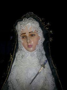 Virgen De la Dolorosa o Nuestra Señora De Los Dolores.