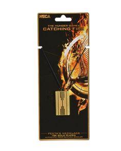 Amazon.com: NECA The Hunger Games: Catching Fire Peetas Necklace Prop Replica: Toys & Games