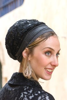 👌🌸🌼This stunning collection is reminiscent of a more romantic time. Soft colors frame your face beautifully and allow your personal features to shine forth. #headscarf #tichel #Headwrap #Turban #summerstyle #beautiful #beauty #fashion #love #judaism #hebrew #headscarve #religion #religious #israel #israeli #pashmina #tichels #mitpachat #headcovering #modesty #beautiful #hairloss #chemo # hat No Slip Headbands, Bridal Hair Pins, Bad Hair Day, Layered Look, Cotton Lace, Daily Wear, Compliments, Hair Beauty, Soft Colors