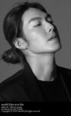 Kim Woo Bin Long Hair : Ideas