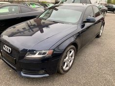 This 2009 Audi A4 2.0T quattro is listed on Carsforsale.com® for $6,992 in Morristown, NJ. This vehicle includes Mirror Color - Body-Color, Cargo Area Floor Mat, Floor Mats - Front, Front Air Conditioning - Automatic Climate Control, Front Air Conditioning Zones - Single, Interior Accents - Aluminum, Steering Wheel Trim - Leather, Ambient Lighting, Cruise Control, Footwell Lights, Multi-Function Remote - Keyless Entry, One-Touch Windows - 1, Power Steering - Variable/Speed-Proportional… Windows 1, Climate Control, Keyless Entry, Cruise Control, Audi A4, Floor Mats, Remote, Cars, Vehicles