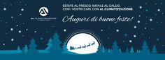 Auguri di buone feste! www.alclimatizzazione.it