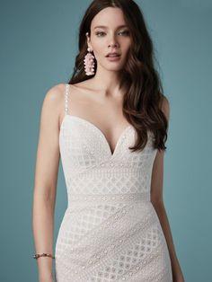 Off White Wedding Dresses | Maggie Sottero