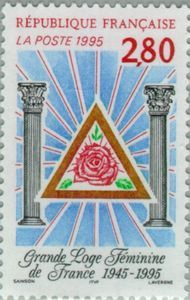 Feminine Grand Lodge of France 1945-1995