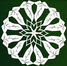 lord of the rings snowflake