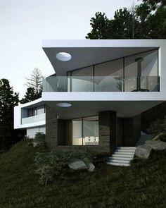 Beautiful Cliffside Home~