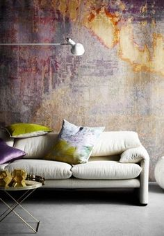 Digital wallpaper is here to stay and offers decorators the opportunity to select a unique design for walls.