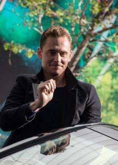Tom Hiddleston at TIFF15 by  REN838