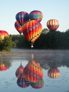 Pittsfield Balloon Festival (NH) Fri 8/3/12 -Sun 8/5/12. FREE!