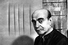 Lucio #Fontana: un taglio con il passato #personaggi #milano