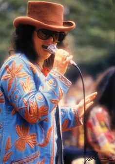 Grace Slick. 1972. Golden Gate Park, San Francisco