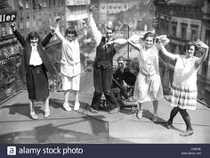 Download this stock image: Fashionable dance, 1926 - C45F9E from Alamy's library of millions of high resolution stock photos, illustrations and vectors.
