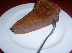Ein mit Schoko und Kokos variierter Quarkkuchen.