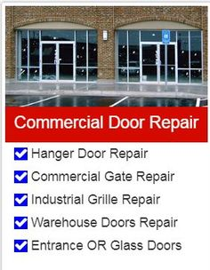 Eagle Garage Door Provides Efficient And Cost Effective Commercial Garage  Door Repair Services In Maryland, Washington DC And Virginia Area At Very  ...