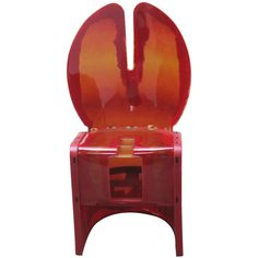 Gaetano Pesce Nobody's perfect chair