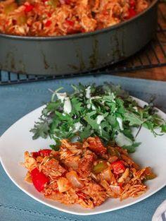Jambalaya Recipe (naturally gluten free) #cajun