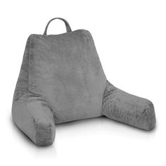 ComfySure Bedrest Reading and TV Pillow With Arm Rests