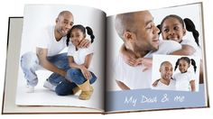create funky layouts to treasure family moments #crafts #DIY #family #weddings http://www.cewe-photobook.co.uk/