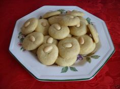 """This is traditional Egyptian cookies which melt in your mouth as soon as you taste it; some times it even melts in your hands before biting to it! Its extremlly delicious and easy to make and bake.  Egyptians are doing these cookies for thousands of years now and still doing it in especial occasions most of all the """"Eftar Feast""""   Tips: *Add 1 egg white if it's not holding it self * After baking slightly open the oven door (1cm) and leave the cookies in it till its rest/cold"""
