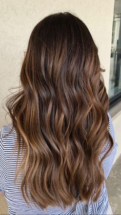 Warm toned balayage by of Bombshell Beauty Bar: Centerville Brown Hair Balayage, Brown Blonde Hair, Balayage Brunette, Blue Hair, Beauty Bar, Hair Beauty, Hello Hair, Beautiful Black Hair, Bombshell Beauty