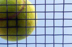 #tennis #raqueta #encordado