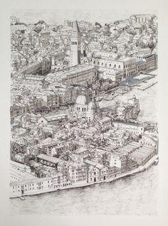 Venice, Italy. on Behance
