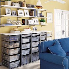 """Love the drawer system I think it would make a great cutting table for my """"someday"""" sewing room."""