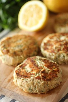 Clean Eating Fish Cakes
