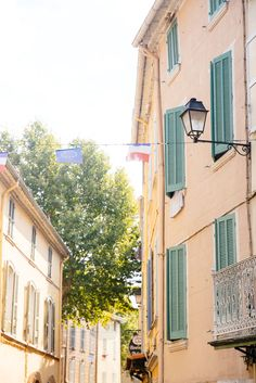 Provence destination city scape sky | Amber + Alexis | South of France Destination Wedding | Jenn Emerling Weddings