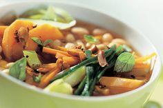 Das Rezept für Süßkartoffeln mit Erdnuss mit allen nötigen Zutaten und der einfachsten Zubereitung - gesund kochen mit FIT FOR FUN
