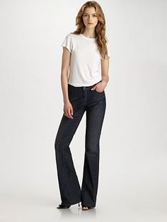 CJ Jeans by Cookie Johnson - best jeans ever for a curvy woman!!!!!!
